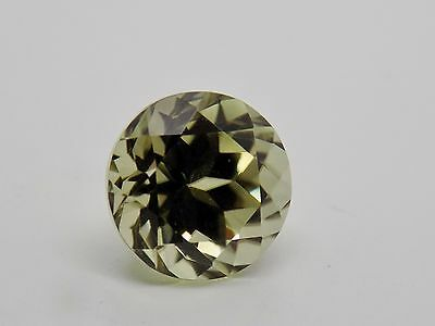Zultanite Natural Loose Gem 6mm .80 ct Round Cut Cert of Auth B030 last one