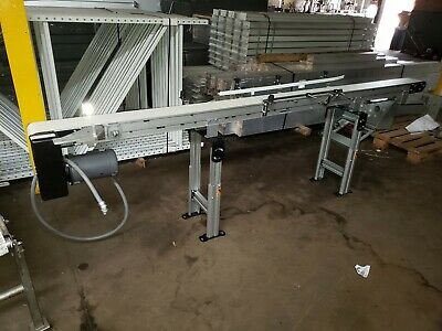 Dorner 3200 Conveyor 6 Wide 125 Long 230460v