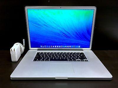 "Apple MacBook Pro 17"" Hi-REZ MATTE / 3.33GHz Core i7 / 8GB RAM / MASSIVE 1TB!"