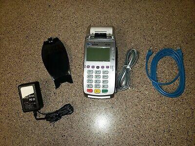 CREDIT CARD MACHINE TERMINAL VERIFONE VX510 NO Account