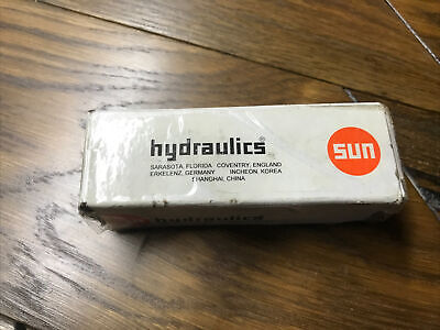Sun Hydraulics Relief Valve New - Free Same Day Shipping