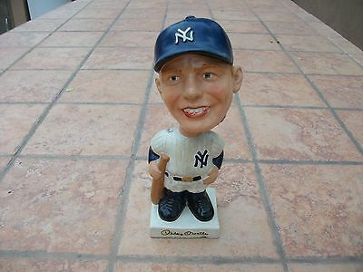 MICKEY MANTLE ORIGINAL BOBBLE HEAD 1960S NEW YORK YANKEES