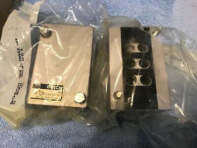 0820 207 001 Bosch Pneumatic Valve