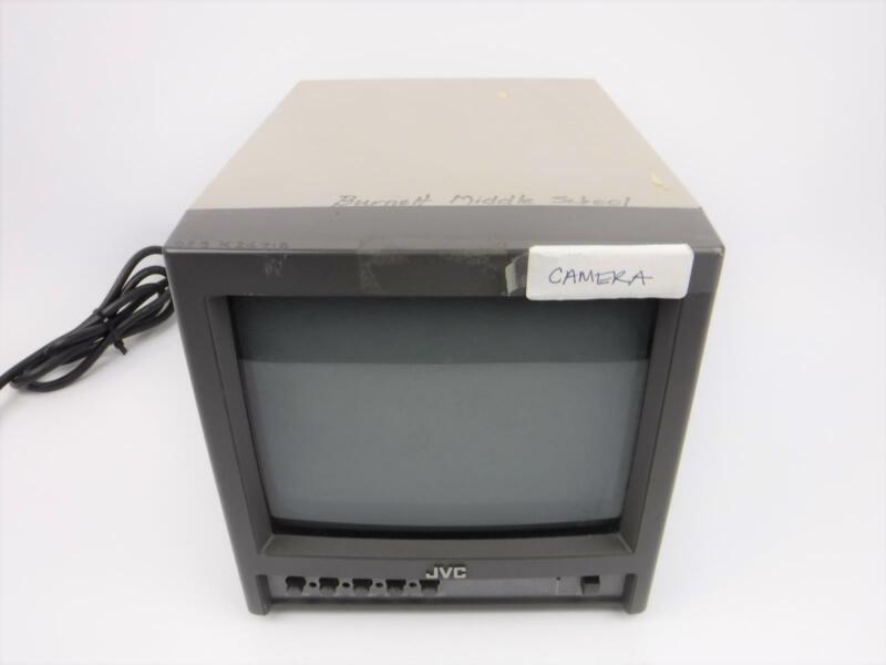 "JVC TM-A9U 9"" CRT Color Video Monitor NTSC Tested Working"
