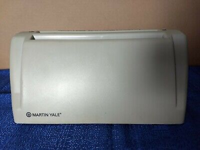 Martin Yale P6200 Letter Folder With Power Supply