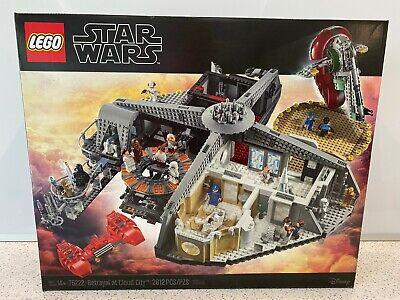 LEGO 75222 Star Wars Betrayal at Cloud City Set Unopened NIB