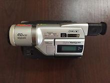 Sony 8mm video camera DCR-TRV120E Oatley Hurstville Area Preview