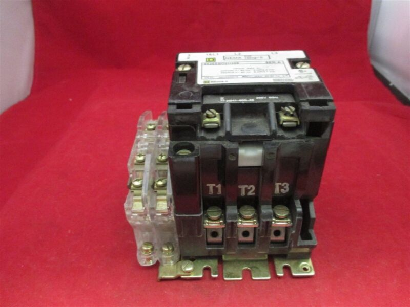 Square D Contactor 8536SBO2H309