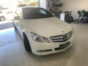 2010 Mercedes-benz E250 Cgi Elegance 5 Sp Automatic 2d Coupe Paddington Brisbane North West Preview
