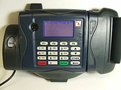 Srs Pos System With 2 Camerabiometric And Bar Code Scanner  Used Wow