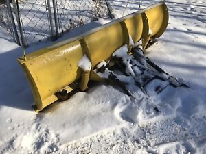 Snow plow for 94 f150