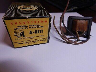 Stancor A-8111 14.2 Ratio Transformer Vertical Blocking-oscillator