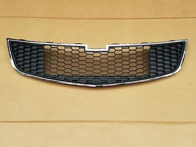 fits 2011-2014 CHEVY CRUZE Front Bumper Bottom Grille Middle/Lower NEW 95225615