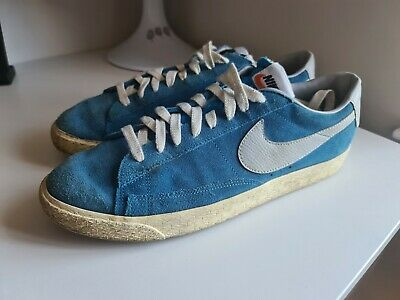 Nike Blazer Low Blue Uk11