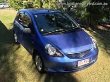 2008 Honda Jazz Hatchback Yeerongpilly Brisbane South West Preview
