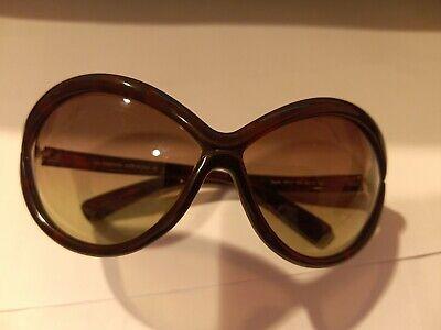 Tom Ford Sonnenbrille Damen Sophia braun