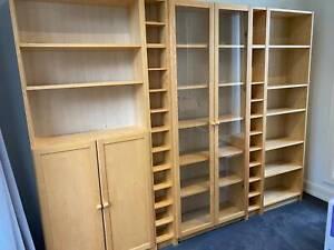 Bookshelf unit (2.6m x 2.2m)