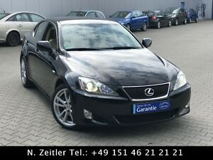Lexus IS 250 V6 Luxury Line Garantie* Navi*Top-Zustand