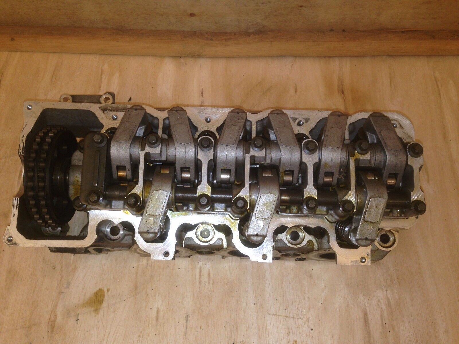 Used Mercedes-Benz C230 Cylinder Heads and Parts for Sale