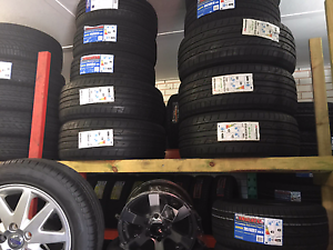 Wholesale brand new and second hand tyres Redcliffe Redcliffe Area Preview