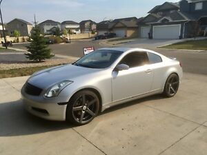 2006 INFINITI G35 COUPE - MUST SEE CHEAP
