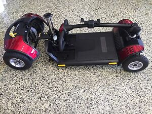 Mobility scooter Elite Traveller Runaway Bay Gold Coast North Preview