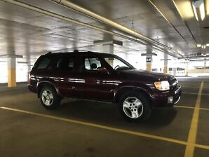 Infiniti QX4 great condition! OBO reliable vehicle