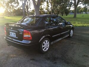 2001 Holden Astra Equipe Holden Hill Tea Tree Gully Area Preview