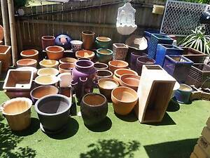 ******* QUALITY TERRACOTTA POTS ****** Victoria Point Redland Area Preview
