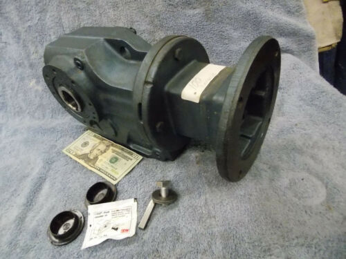 New SEW EURODRIVE SPEED REDUCER 35.39:1 RATIO TYPE KA47AM143 Gear Motor 1160 Trq