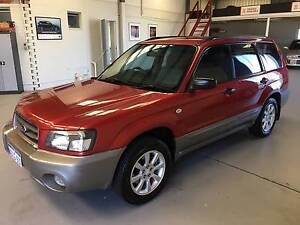 2005 Subaru Forester XS AUTOMATIC Wagon Belmont Belmont Area Preview