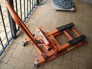 motorcycle lift | Parts & Accessories | Gumtree Australia