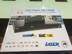 Brand new DVD player $50 Abbotsbury Fairfield Area Preview