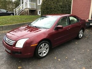 Ford Fusion 2006 ***manuelle***