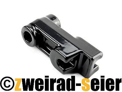 Distanzstück Bremsgegenhalter schwarz Simson Schwalbe Spatz Star Sperber Habicht