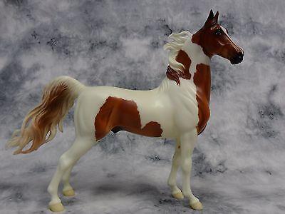 Breyer * Chubasco * 1268 Pinto Paint Saddlebred Stallion Traditional Model Horse