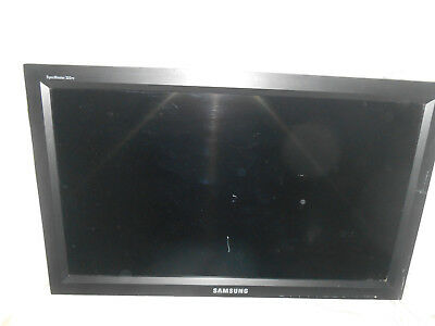 320px Lcd - NOT WORKING/FOR PARTS Samsung 32'' 320PX / TV Professional LCD Display