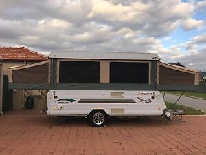 Jayco Swan 2002 Excellent Condition Atwell Cockburn Area Preview