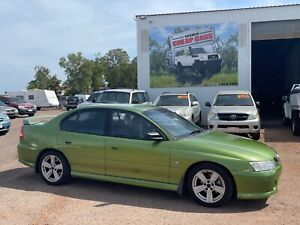HOLDEN VY S PAC HOTHOUSE GREEN Durack Palmerston Area Preview