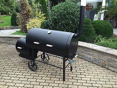 BBQ XXL FriesStyle Smoker Grill mit SFB und Aschekasten Gewicht ca. 200 Kg