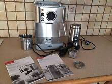 Sunbeam Espresso coffee machine + Sunbeam MultiGrinder Pagewood Botany Bay Area Preview