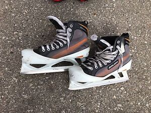 Bauer Performance size 10-1/2