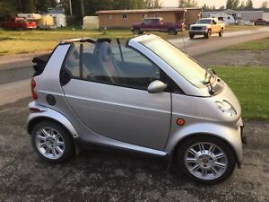 Smart diesel convertible