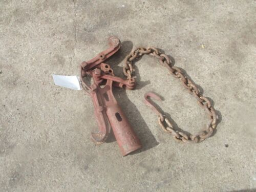 Vintage Chain Binder Tightener