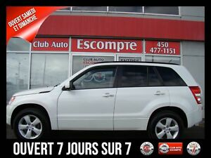 2010 Suzuki Grand Vitara JX, AWD Automatique Comme Neuf!!!!!
