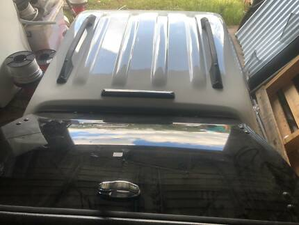 Brand New Ironman Canopy to suit******2015 Dual Cab SR Hilux