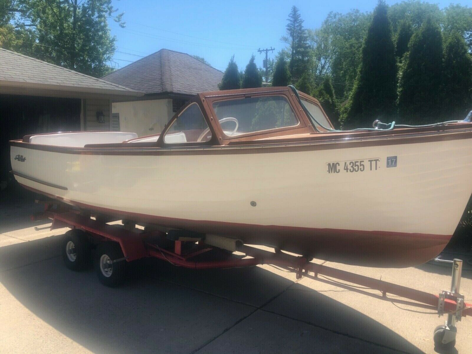 Chris Craft 1955 Sea Skiff 18 ft