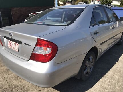 2003 Camry for sale 6 month rego