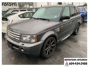 2006 Land Rover Range Rover Sport Supercharged; Local BC vehicle