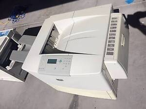 2 x HP Laser Printer - High Volume - $90 For Both!! Madeley Wanneroo Area Preview